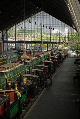 El Museo del Ferrocarril de Madrid se abrió al público en 1984. Su sede es la antigua estación de Delicias, uno de los ejemplos más claros y representativos de la arquitectura industrial española, ...