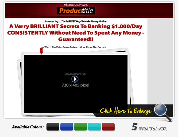 Video Squeeze Machine PRO - Simplicity Style