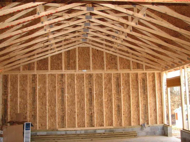 Scissor truss pictures and designs with wooden wall for Roof truss cost