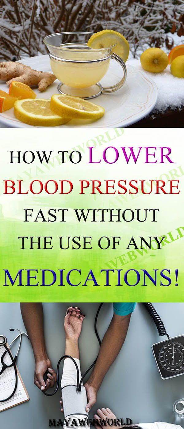 How To Lower Blood Pressure Fast Without The Use Of Any Medications! – MayaWebWorld #health #diseases #blood pressure #medication #health tips #natural remedies #home remedies