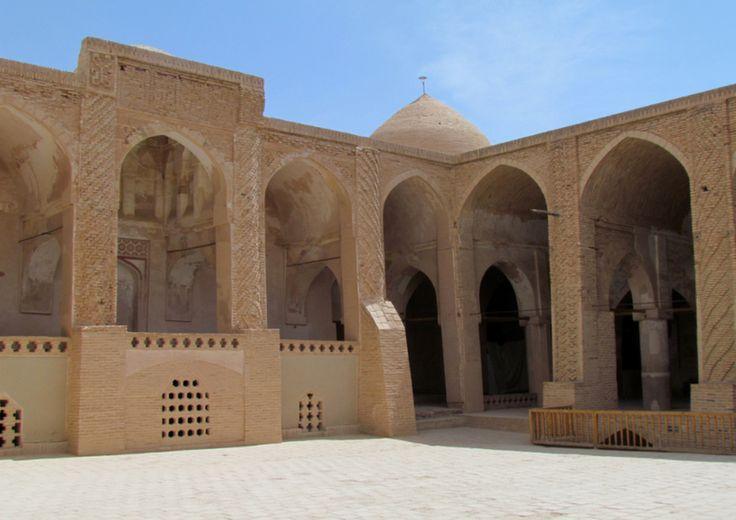 jameh moskee nain  http://iranclassictravel.nl #iran #persia #middleeast