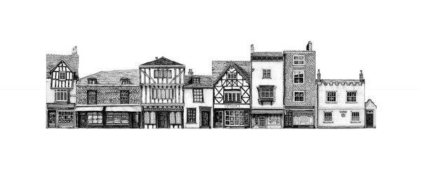Canterbury Street Elevation – Minty Sainsbury
