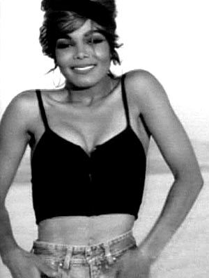 """janet in the """"love will never do (without you)"""" music video directed by herb ritts"""