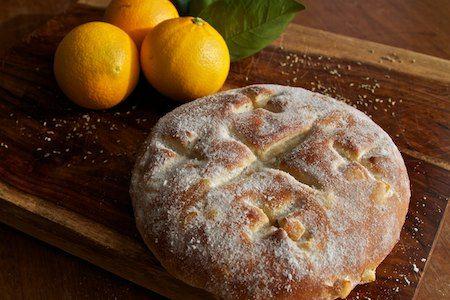 GibassierAnise, Wild Yeast Breads, French Pastries, Gibassier Recipe, Brioches Pastries, French Brioches, Orange Flowers, Sweets Breads, Gibassier Wild Yeast