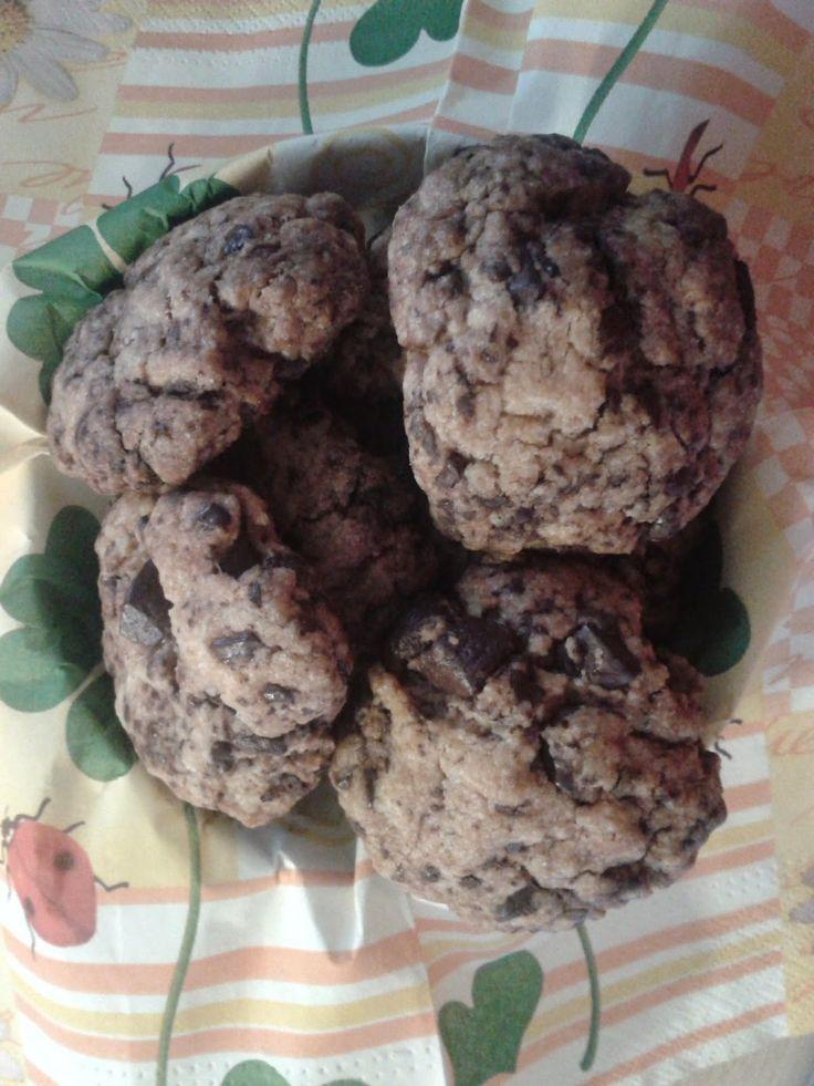 Lecker! Vegane Chocolate Chip Cookies verblüffen durch leckeren Geschmack.