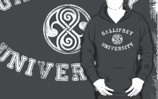 Gallifrey University by Justin Butler