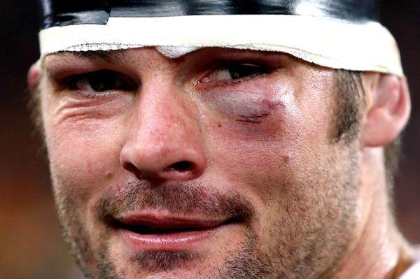 Foto del giorno: Richie, cento di questi giorni #rugby_pazzi #Rugbychampionship #fb