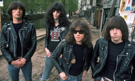 RIP Tommy Ramone: your band captured the sound in my head // theguardian.com