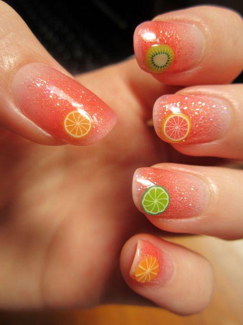 Los beneficios de la naranja para las uñas…