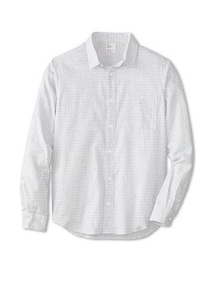 79% OFF Jean Machine Men's City Checked Woven Shirt (Related)