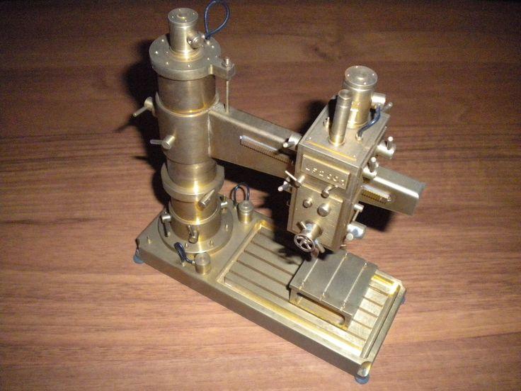 radial bohrer sculpture