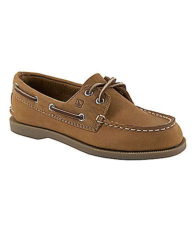 Sperry TopSider AO Boys Boat Shoes #Dillards