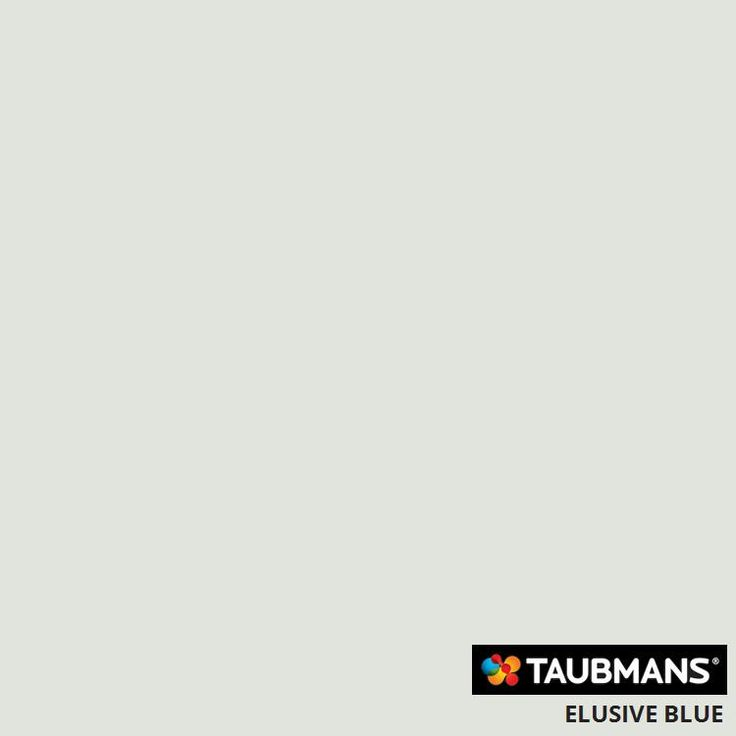 #Taubmanscolour #elusiveblue