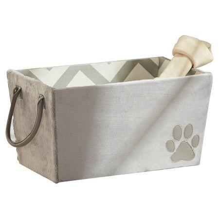 Martha Stewart Dog Toy Box