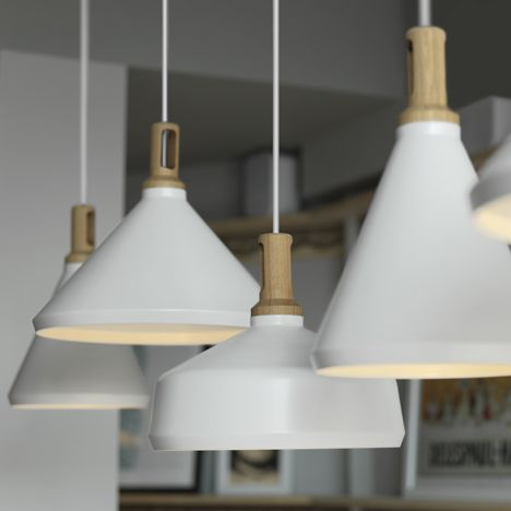 Nonla Hanging Lamps by Paul Crofts Studio • Selectism
