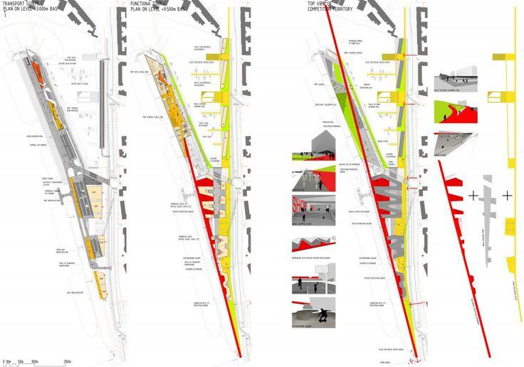 Riga Passenger Terminal Winning Proposal / NRJA