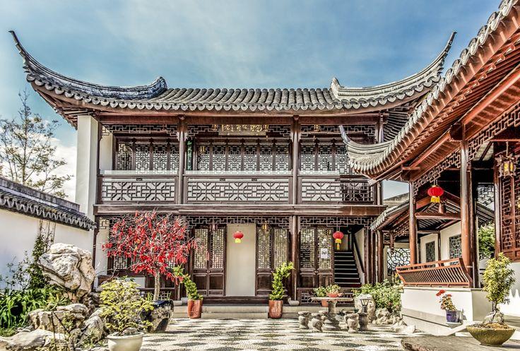 Dunedin Chinese Garden