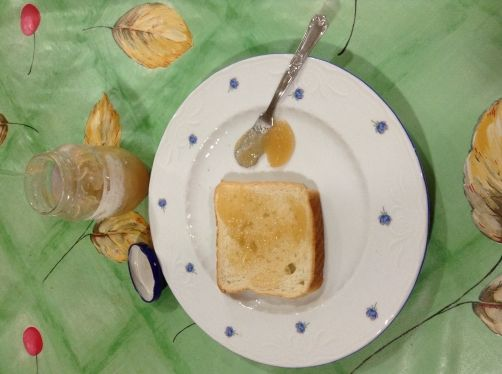 Mermelada de manzana con un toque de canela para #Mycook http://www.mycook.es/receta/mermelada-de-manzana-con-un-toque-de-canela/