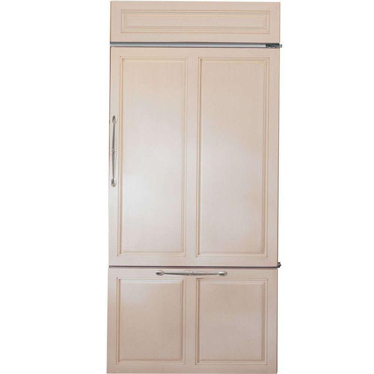 """Liebherr HC2062 36"""" Premium Plus Built In Counter Depth French Door Refrigerator #Liebherr"""