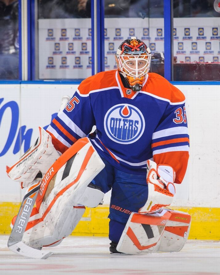 Viktor Fasth 2014 - Edmonton Oilers - ESPN
