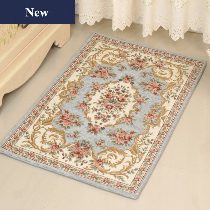 Absorbent Non-slip Bath Washable Area Rug