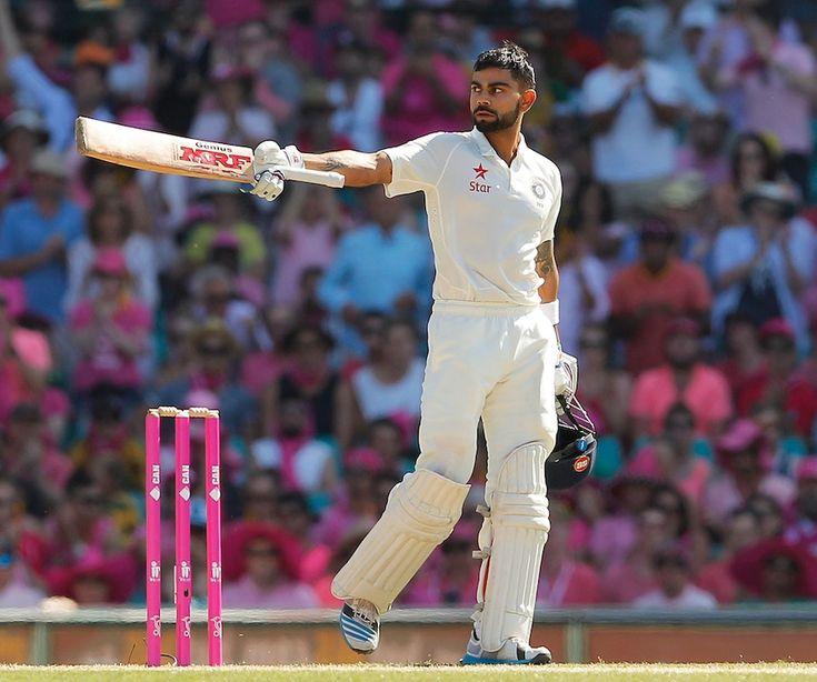 Virat Kohli breaks Test captaincy World Record!