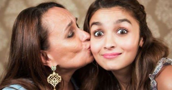 """Alia Bhatt who is a five year old Bollywood baby has stunned everyone with her success. THe actress is on rise and rise ever since her debut with Student of the Year. And speaking of the same Alias parents Soni Razdan and Mahesh Bhatt seem to be super proud of their daughter. And well they got all reasons to be too!  Recently while interacting with a daily Soni Razan talked about Alias dedication and said """"Alia doesnt need my guidance regarding the kind of films she should do. Rather she is…"""