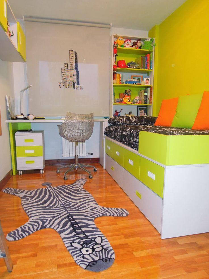 Fotos de cortinas juveniles 2013 deco pinterest for Cortinas para dormitorios juveniles