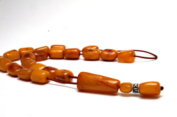 KomboloisWorry beadsPrayer beads Kahraman beads by KRHSvintage, $450.00