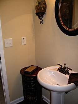 tuscan decorating photo gallery tuscan bathroom pedestal sink u2013
