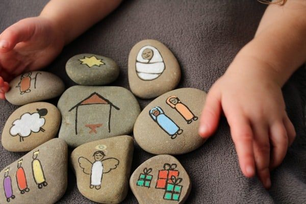 60 Best Kid S Art Images On Pinterest Painted Pebbles Painted