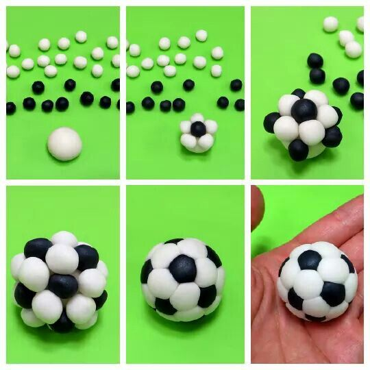 Soccer Ball Pictorial