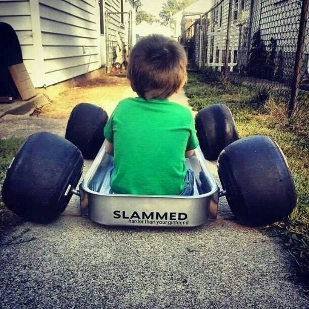 Slammed harder than your girlfriend Love the #Stance? So does #Rvinyl, check out…