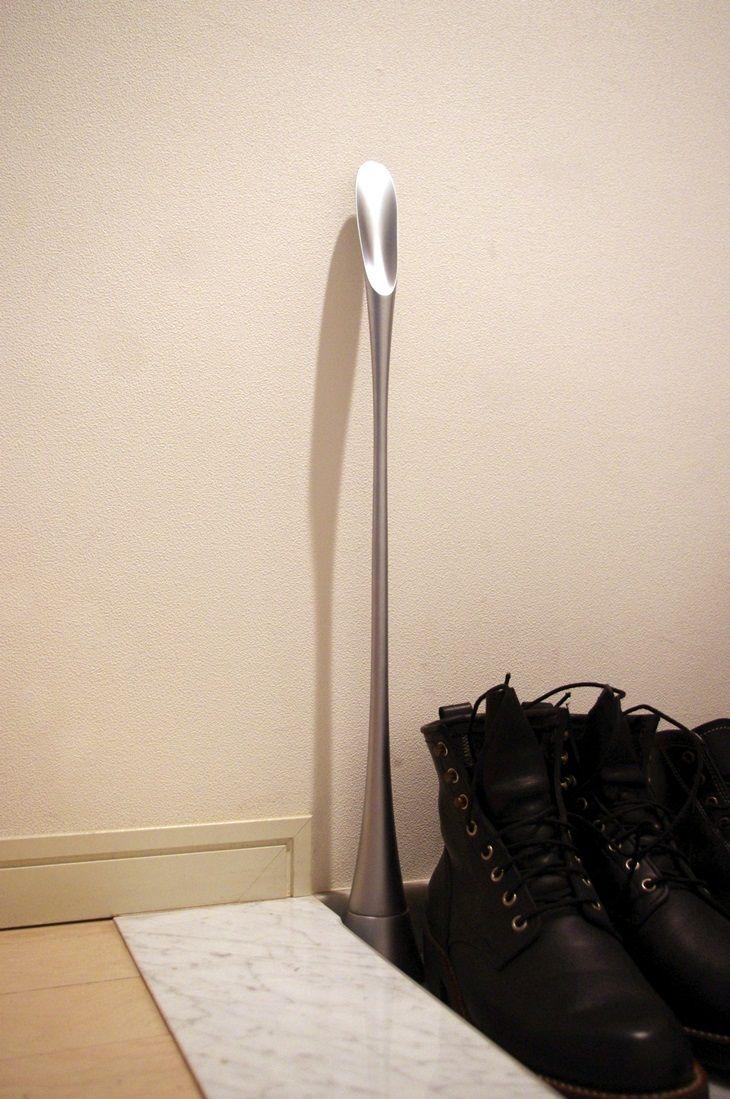 100年どころか1000年使えるレオナルドのアルミ製靴べらは最強でした。