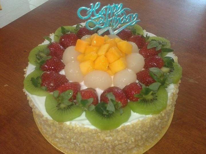 In Fruit Cake