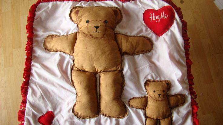 Vintage Pillowcase #valentinesday