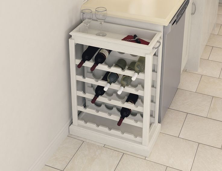 Build Yourself A Wine Rack To Store Your Wines In A