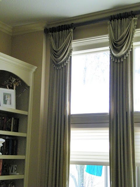 103 Best Images About Home Curtains Window Treatments On
