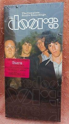 Doors 'The Complete Studio Recordings' HUGE 7-CD BOX SET NEW SEALED