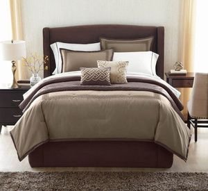 Springmaid Celtic Braid Comforter Set, Bedroom Accessories | Walmart Canada Online Shopping available in store but in the wrong size...would need some chopping on either side to make it the right size for my twin bed