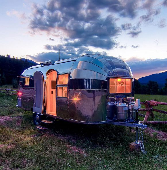204 Best Images About Airstreams And Spartans On Pinterest