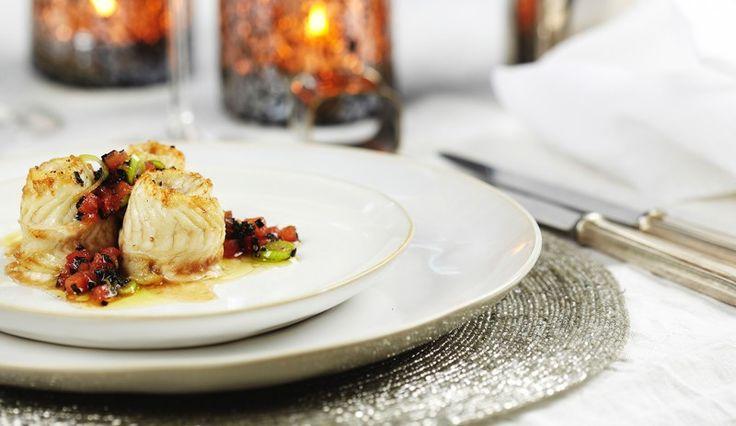 Pascale Naessens - recept Mijn Pure Keuken 2 - Tongrolletjes met groenten, nori…