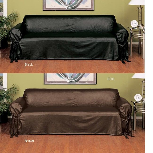 Cool Leather Couch Slipcovers Perfect Leather Couch Slipcovers