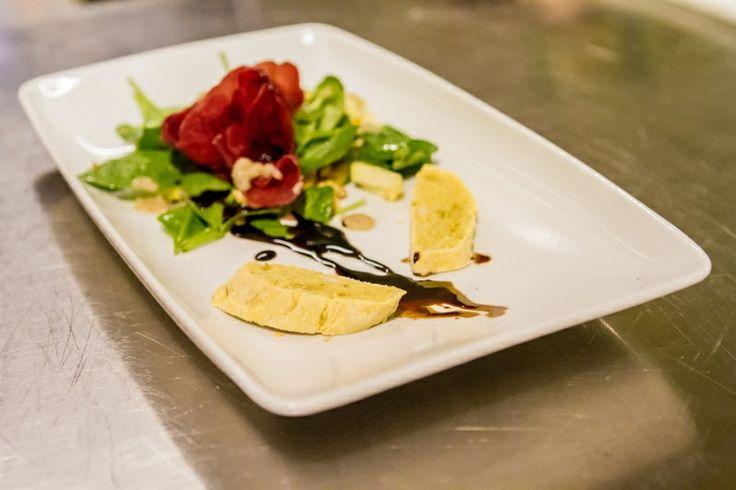 Il piatto di Irene Prandi. Scopri la ricetta su Mondosnello.it (il suo blog: stuzzichevole.com)