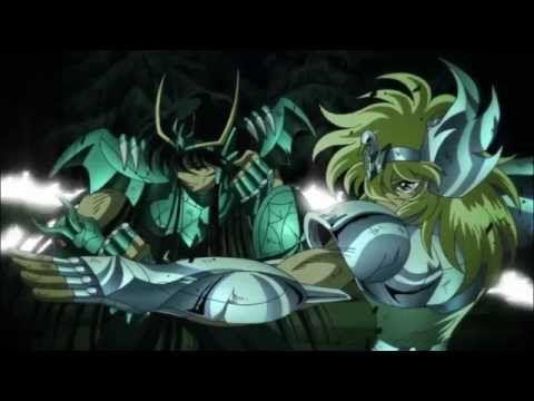 Los Caballeros del Zodiaco Omega Opening 2 Latino - YouTube
