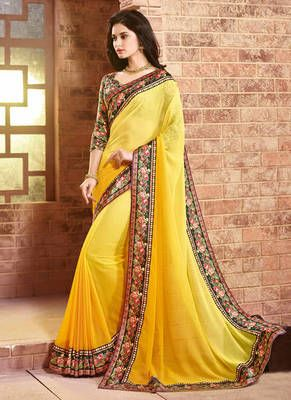Buy sarees online at best affordable prices in india. wide range of saree available at Voonik. ✓100% Genuine Products ✓Easy Returns ✓Cash On Delivery