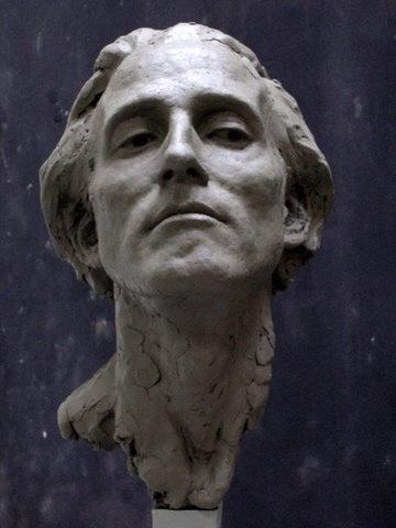 Eran Webber - sculpture - head - assured - #R0UGH PIN MIX