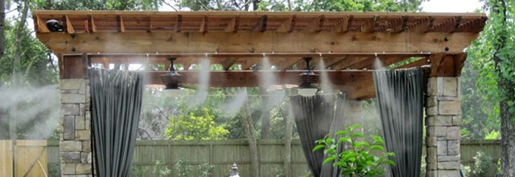 Patio Misting System
