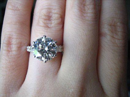 Nice Engagement Ring #ring: Rings 3333, Wedding Ideas, Ring A5 Cute Engagement Rings, Nice Engagement, Circle Engagement Rings, Finger, Wedding Rings, Engagement Ring Holy