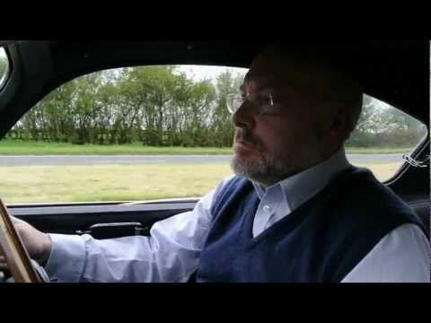 Aston Martin DB4GT Zagato Sanction II Driven